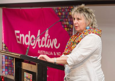 Lesley Freedman, President of EndoActive