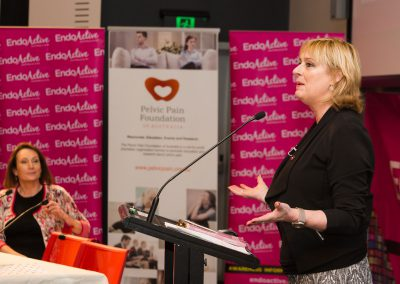 Deborah Bush, Endometriosis NZ - Self-Management