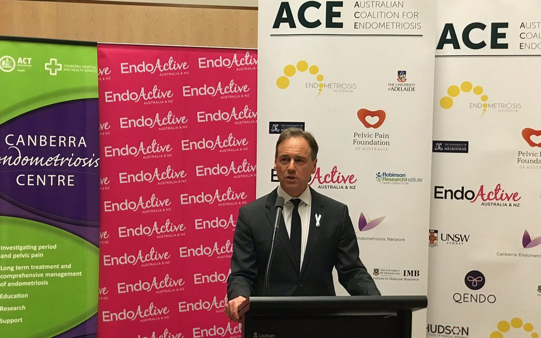 Federal government commits to action on endometriosis