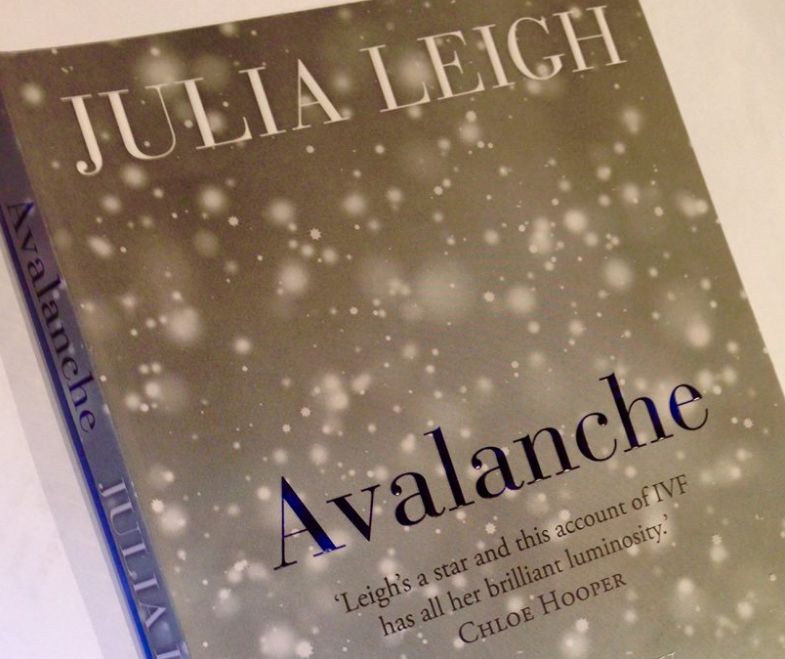 Why Julia Leigh's new book Avalanche is deeply relevant to people with Endometriosis