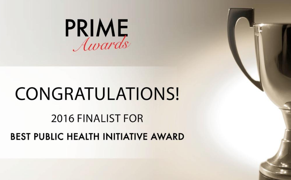 EndoActive a Prime Awards finalist