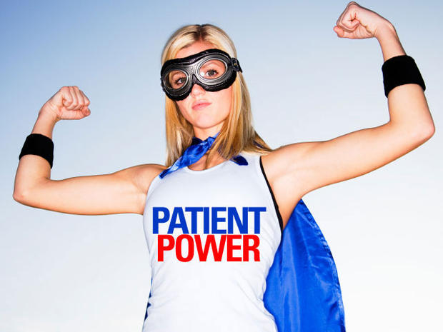 Power of the patient – that's YOU!