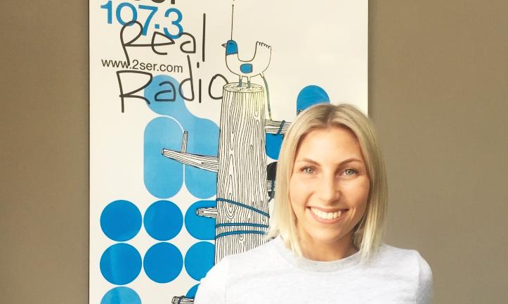 My interview on 2ser FM